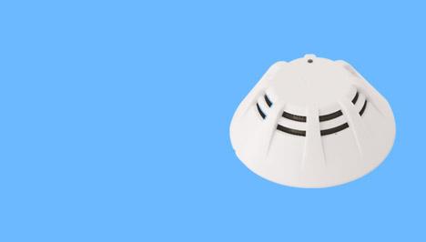 JBF4101点型光电<br />感烟火灾探测器